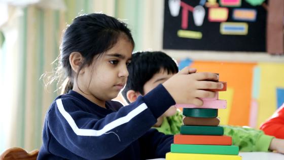 Nursery Schools in Gurgaon