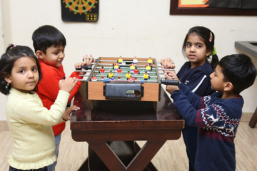 Nursery Schools in Gurgaon
